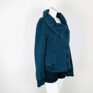 Lululemon Karmacollected Heathered Inkwell Jacket